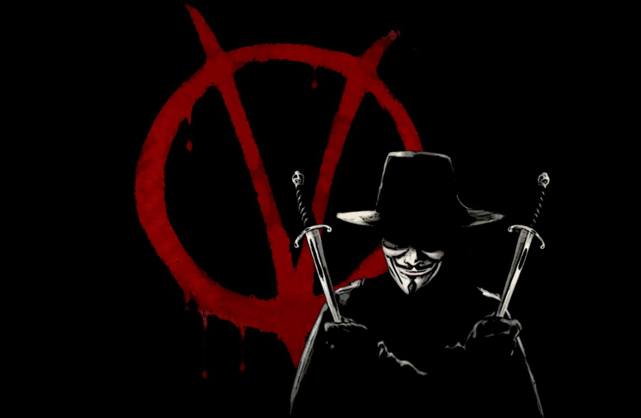 V For Vendetta Hd Posted By Ryan Simpson