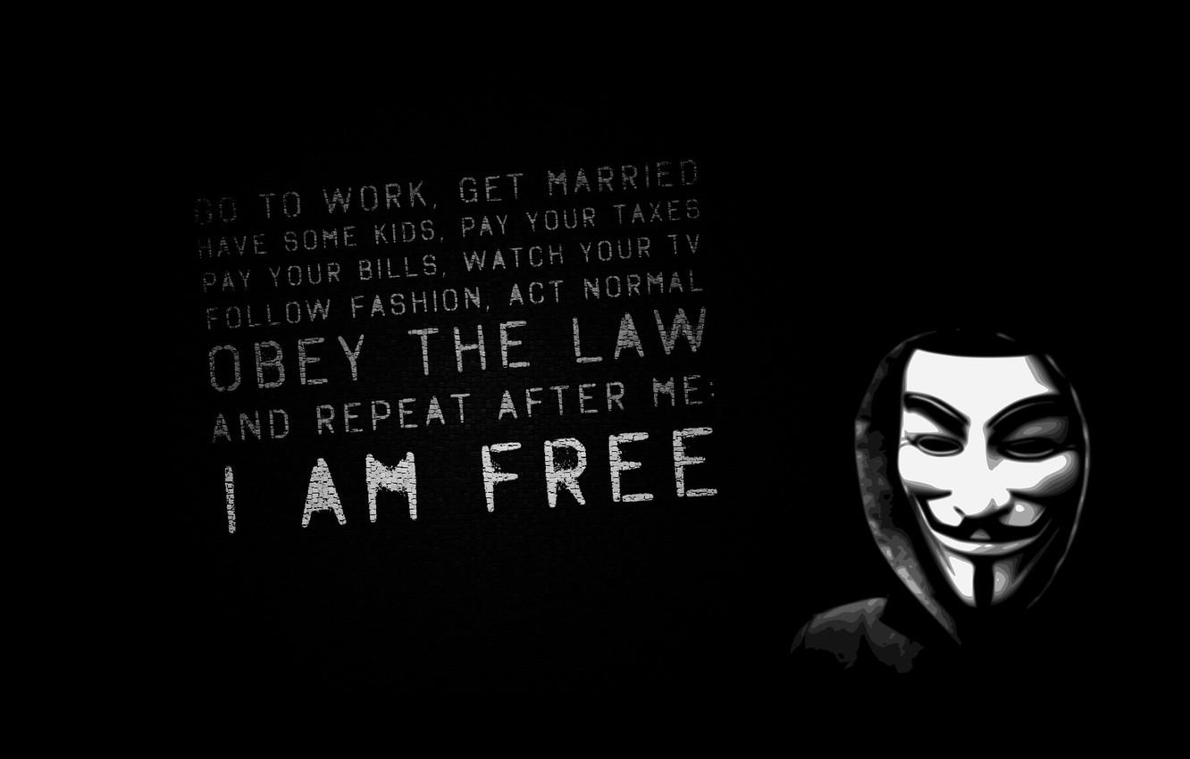 V For Vendetta Mask Wallpaper Posted By Ryan Thompson