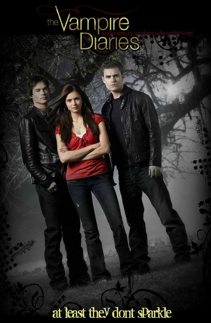 Vampire Diaries Wallpaper Posted By Ryan Sellers
