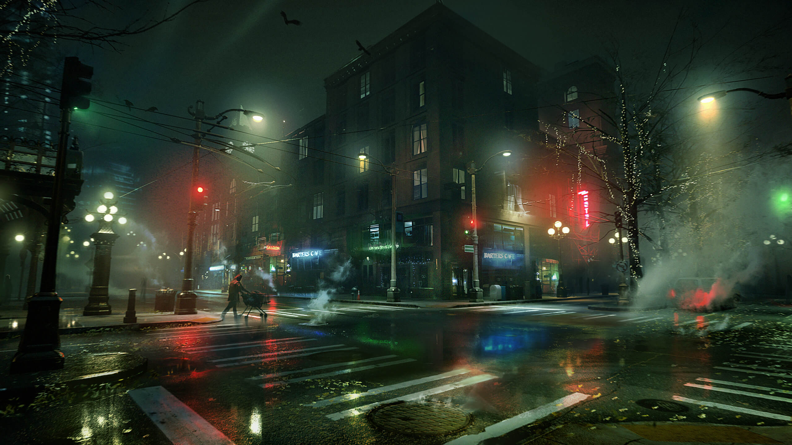Vampire The Masquerade Wallpapers Posted By John Cunningham