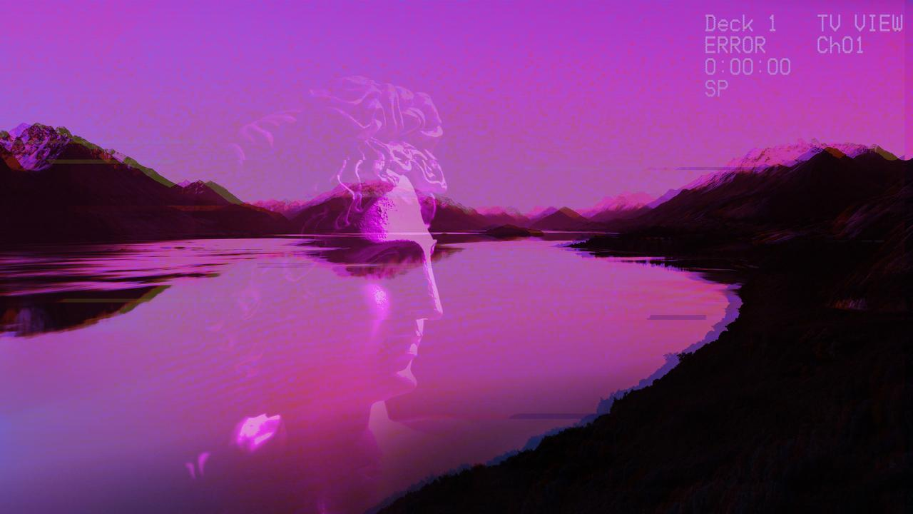 Vaporwave 4k Posted By Christopher Anderson