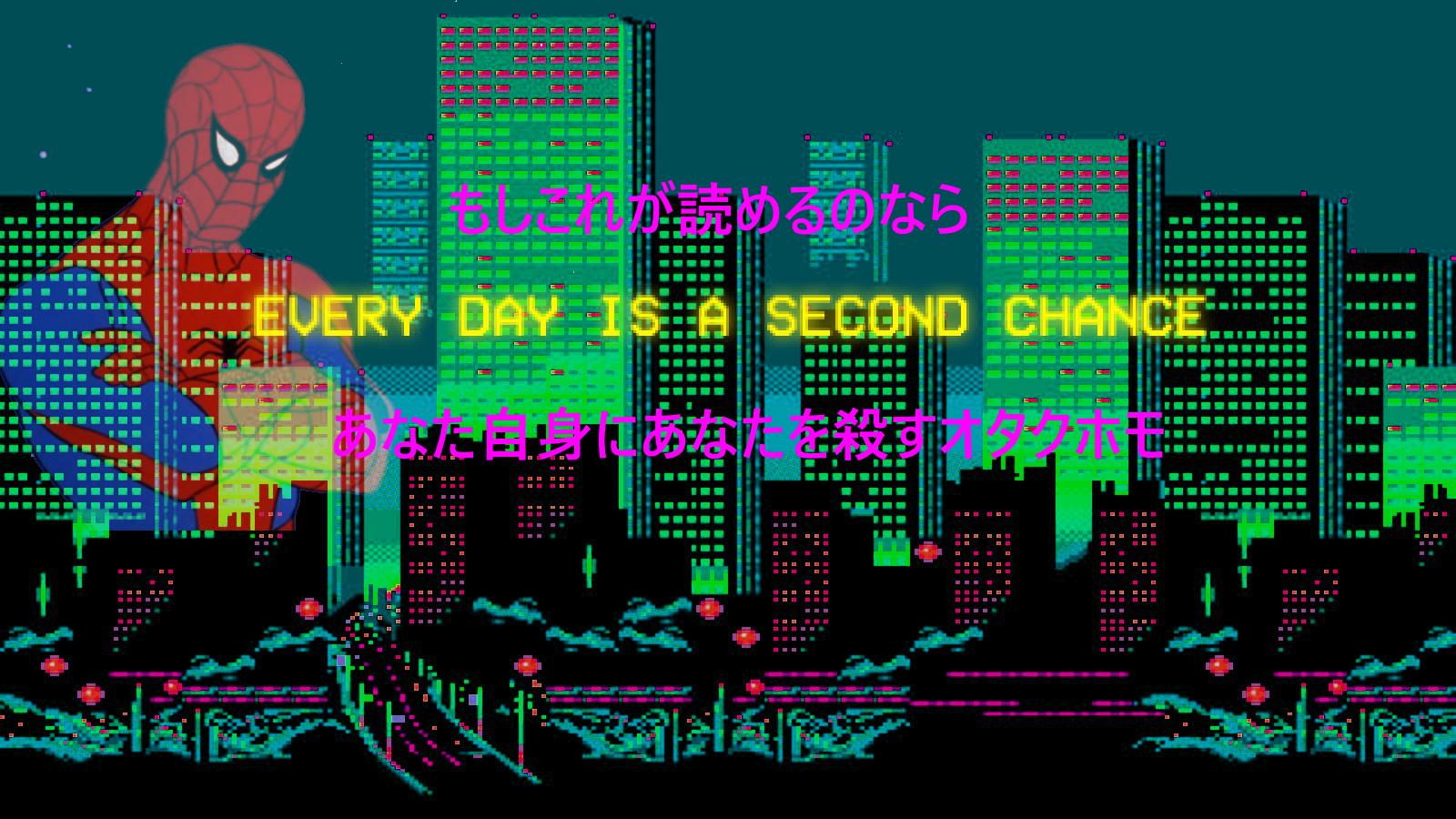 Vaporwave Anime Wallpaper Posted By Ryan Johnson