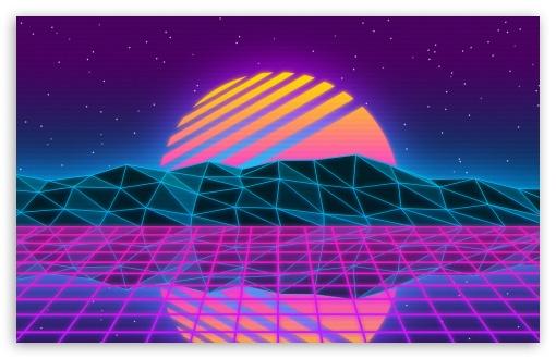 Vaporwave Desktop Background Posted By Samantha Peltier