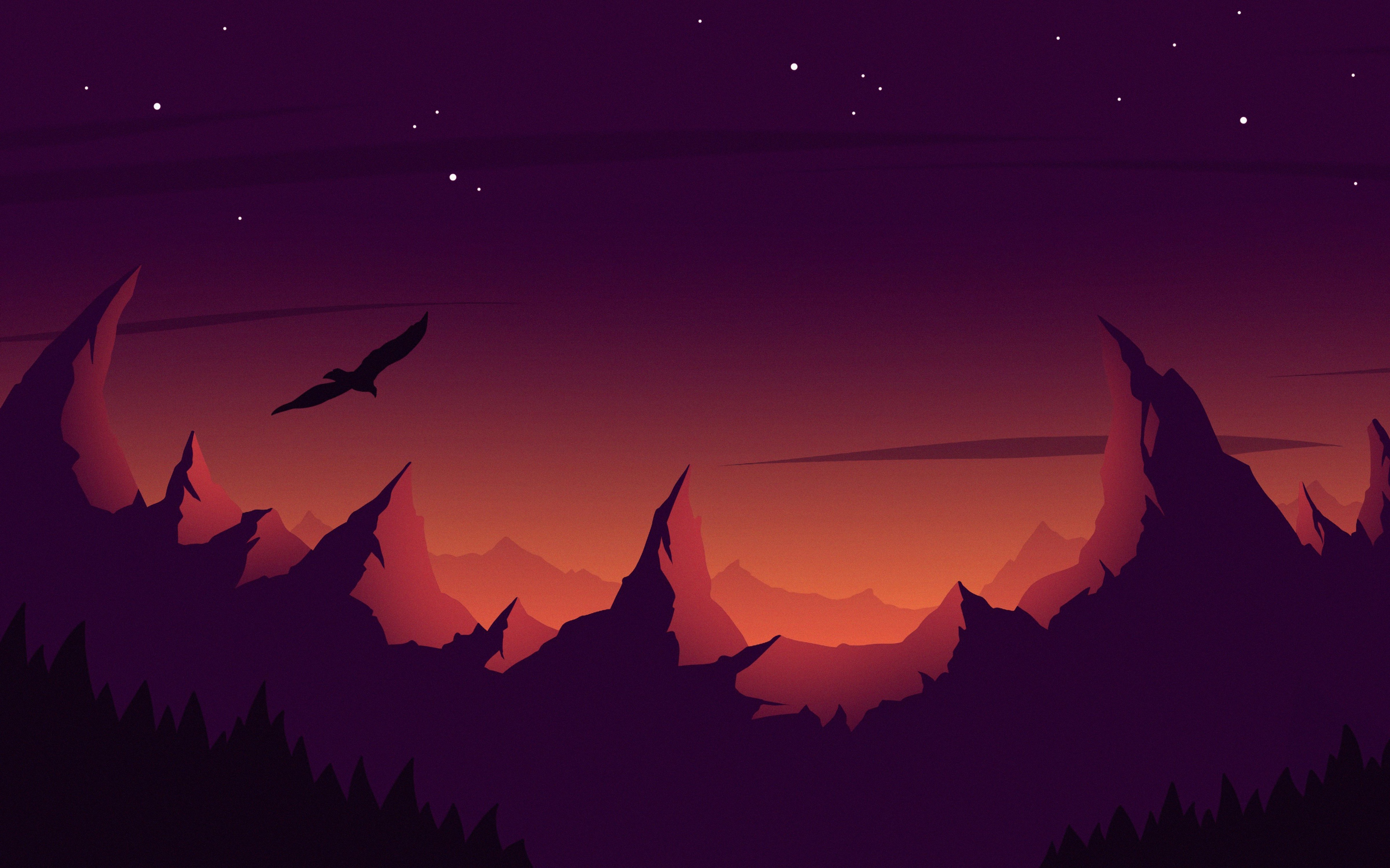Vector Wallpaper 4k Posted By Michelle Tremblay