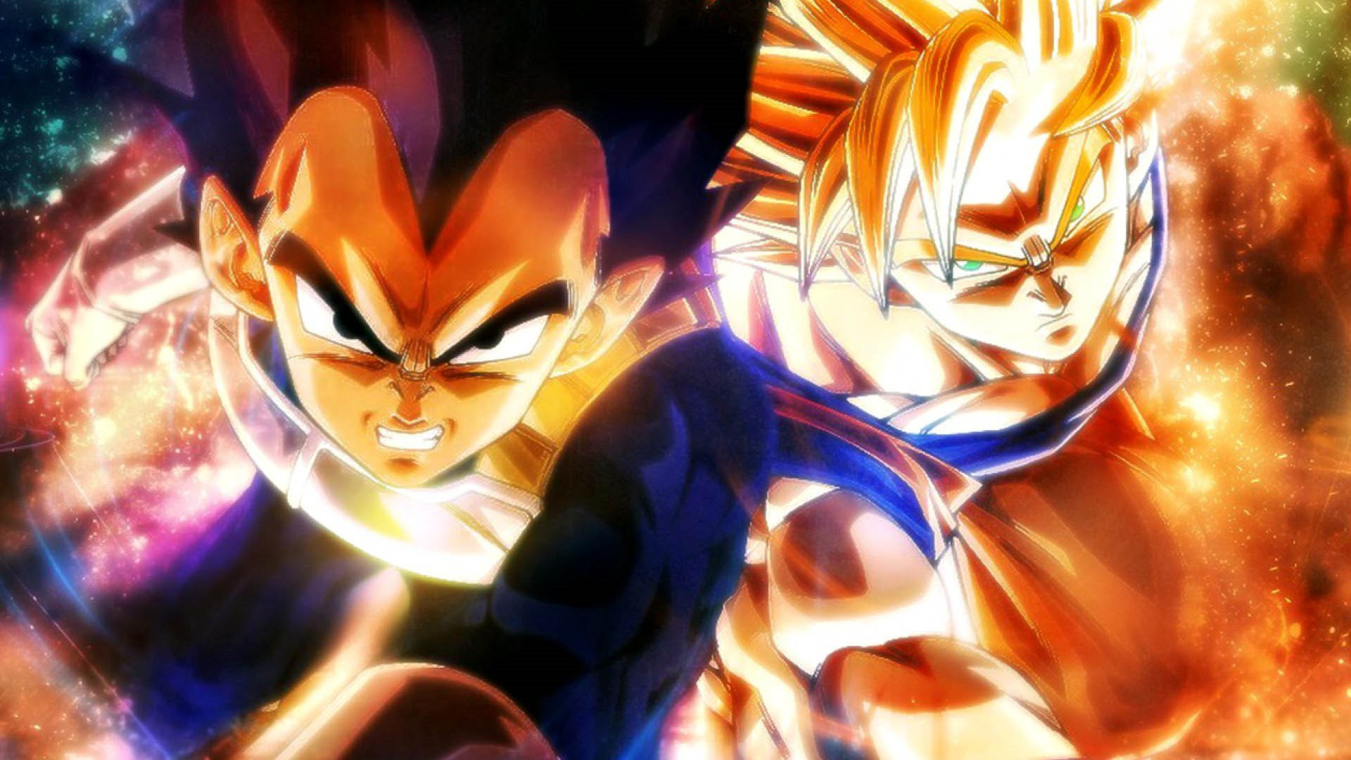 Vegeta And Goku Wallpaper Posted By Ethan Tremblay