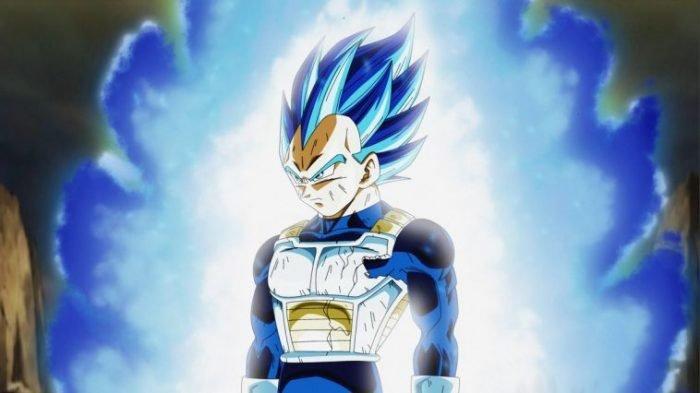 Vegeta Super Saiyan Blue Evolution Wallpaper Hd