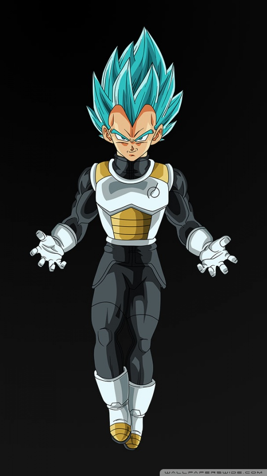 Vegeta Iphone 5 Wallpaper Posted By Ethan Simpson