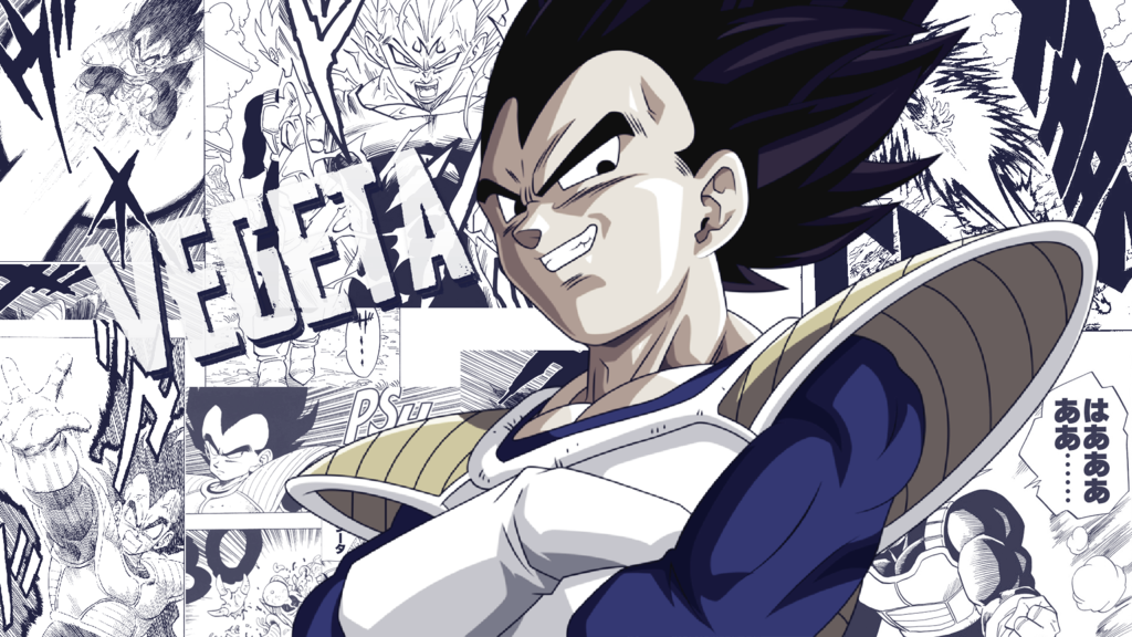 Vegeta Wallpaper Pc Posted By Ethan Anderson