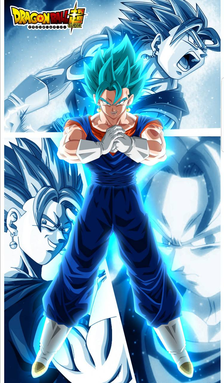 Vegito Ssj Blue Posted By Samantha Cunningham