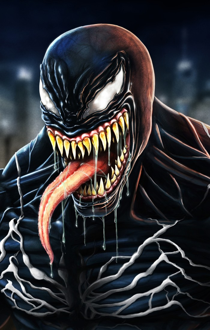 Venom 4k Wallpapers Posted By Ryan Thompson