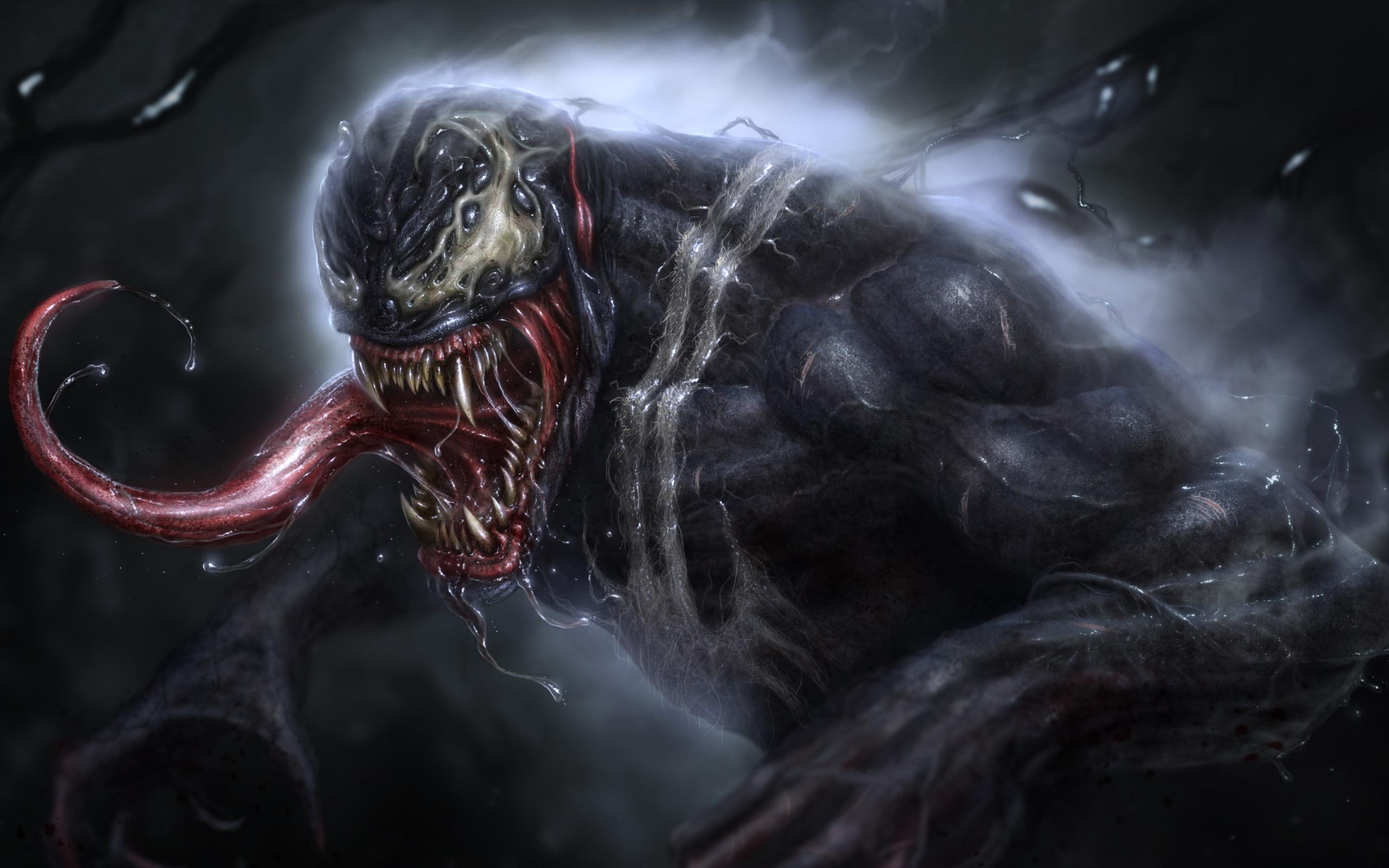 Wallpaper of Marvel, Comics, Venom background and HD image