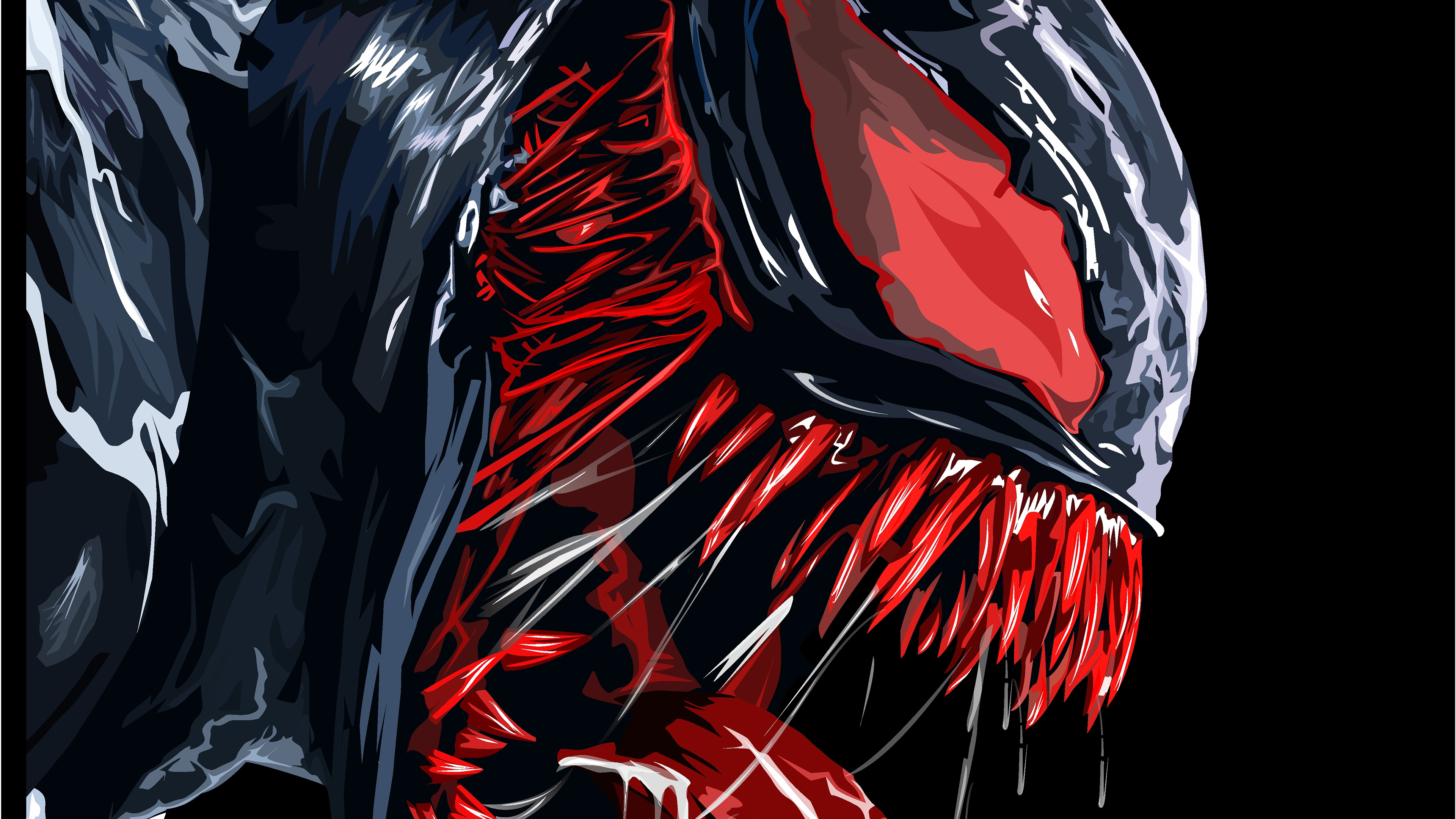 Venom Wallpaper Hd Posted By Ethan Sellers