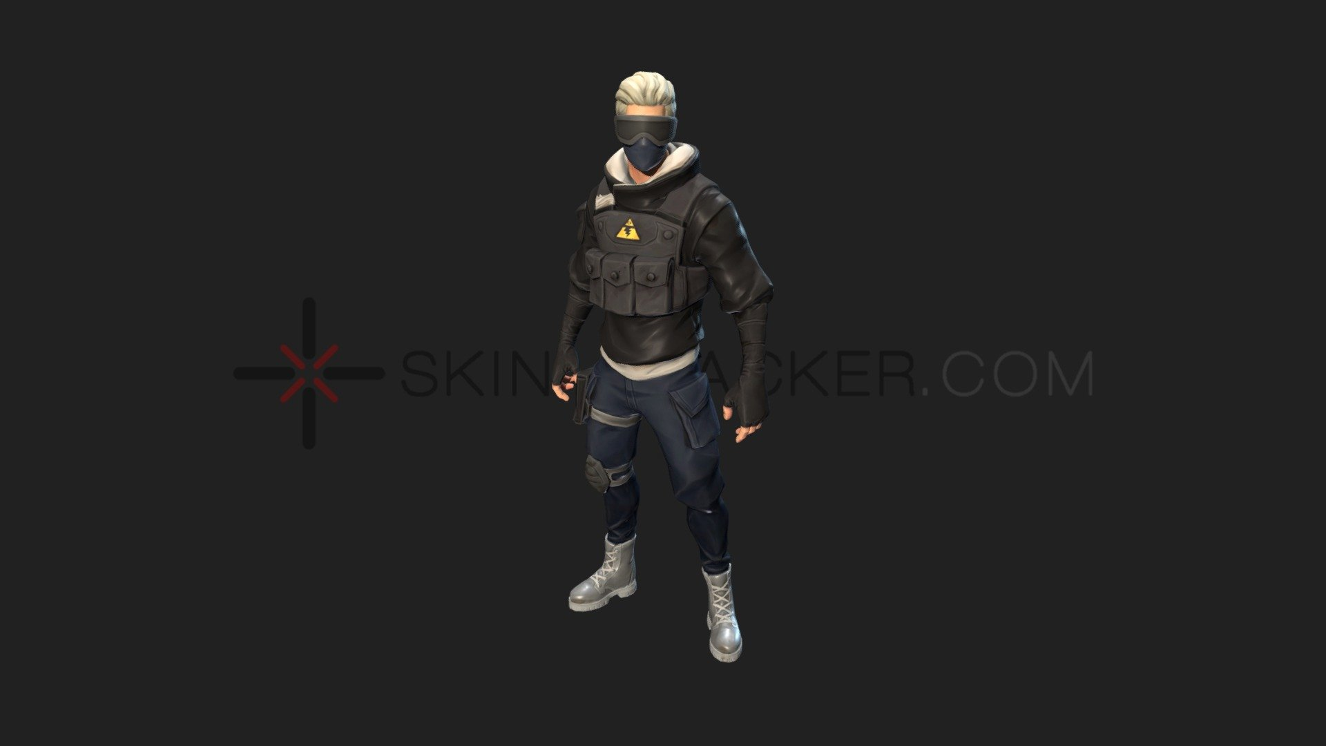 Verge Fortnite Skin Posted By Michelle Cunningham