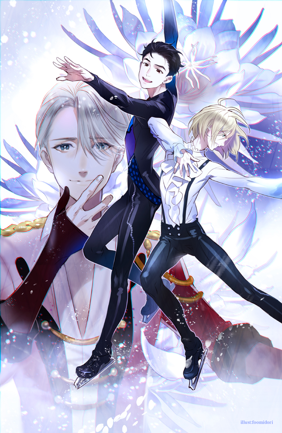 Victor Nikiforov Wallpapers Posted By Samantha Cunningham