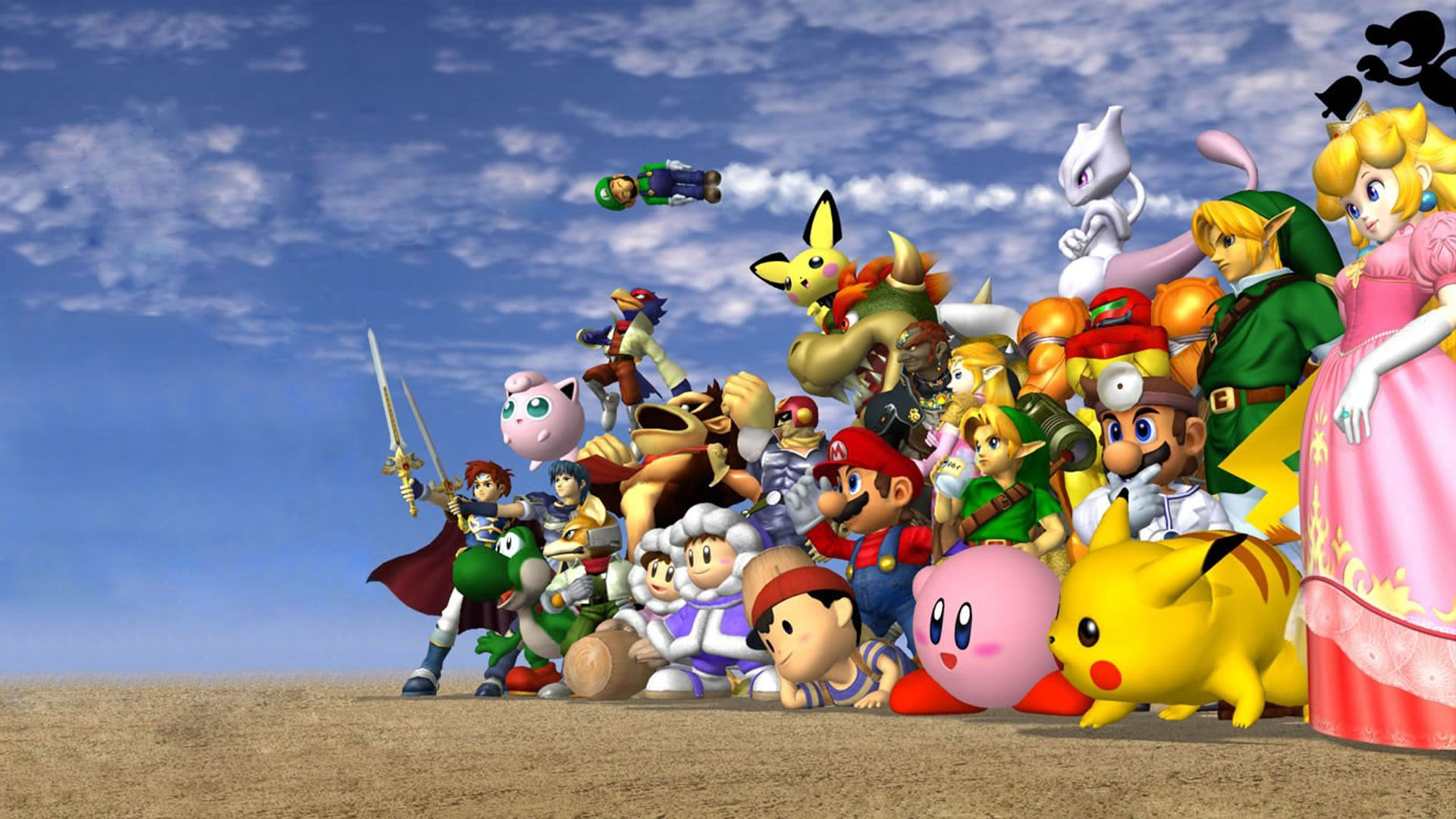 Video Game Collage Wallpaper Posted By Michelle Anderson