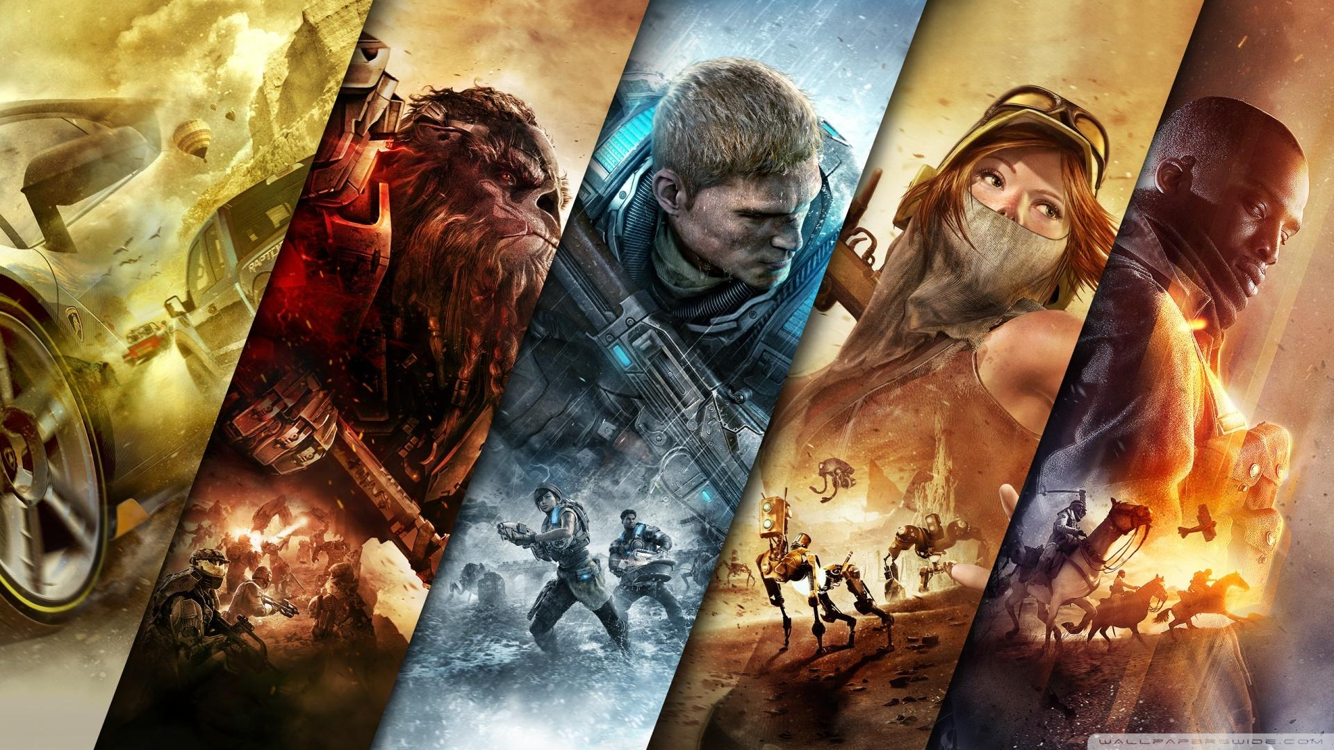 Video Games Wallpapers 1080p Posted By Michelle Peltier