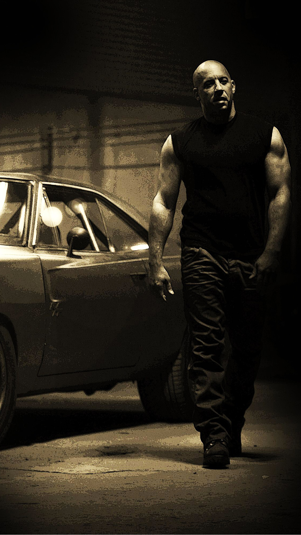 Vin Diesel Fast And Furious Wallpaper Posted By Sarah Simpson