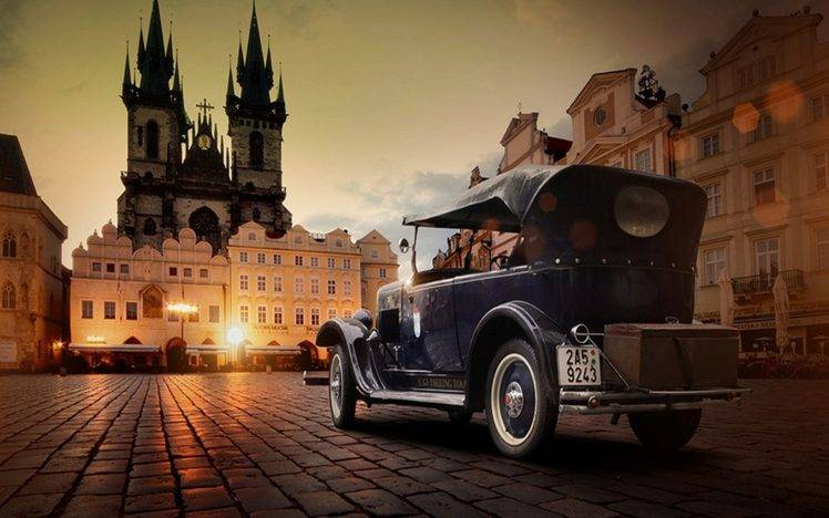 Vintage Car Wallpaper Posted By Sarah Simpson
