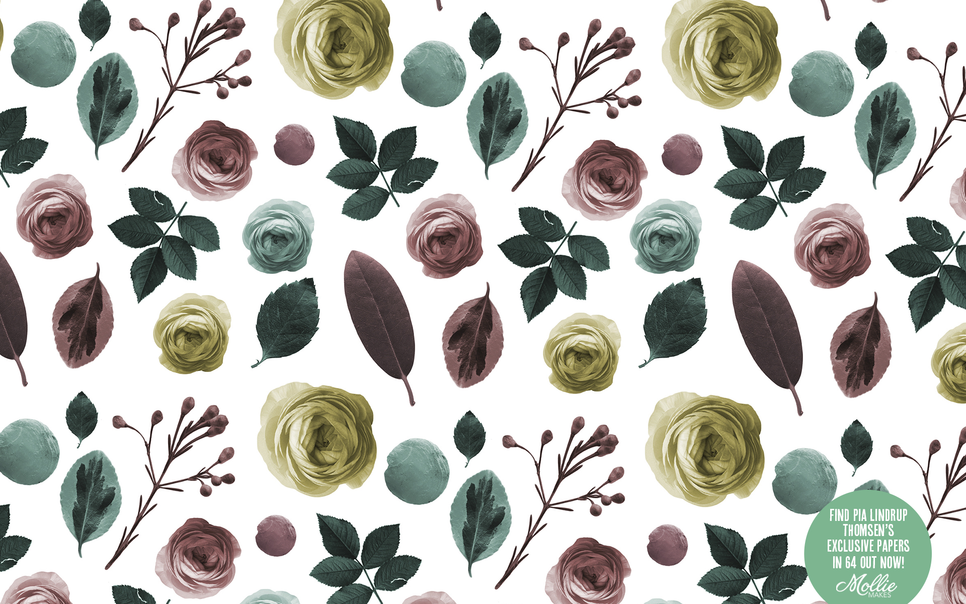 Vintage Spring Wallpaper Posted By Zoey Anderson