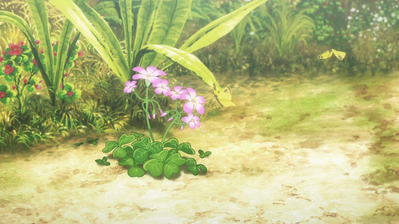 Violet Evergarden Flowers Posted By Sarah Mercado