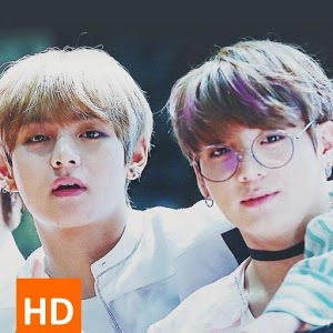 Download Vkook and Taekook Wallpapers HD, Photos 4K APK