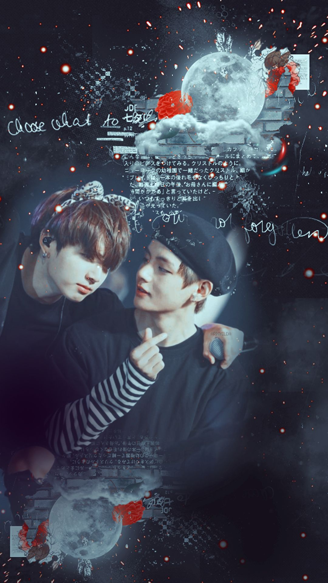 Vkook Wallpapers Posted By John Cunningham