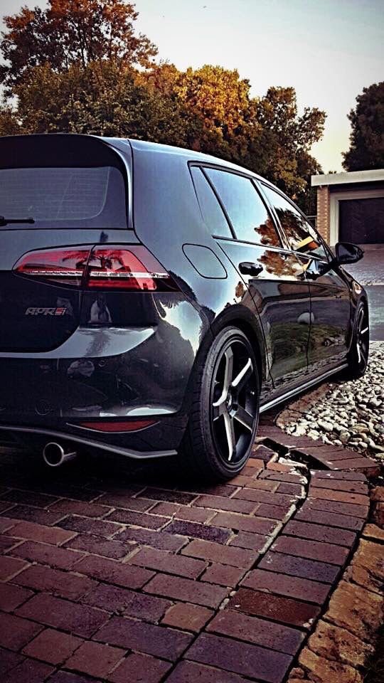 Volkswagen Golf R Wallpapers Posted By Samantha Walker