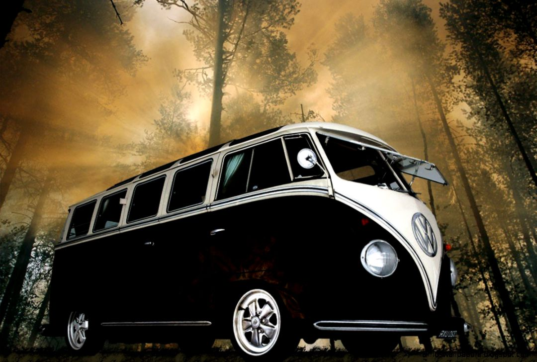 Volkswagen Van Wallpaper Posted By Christopher Simpson