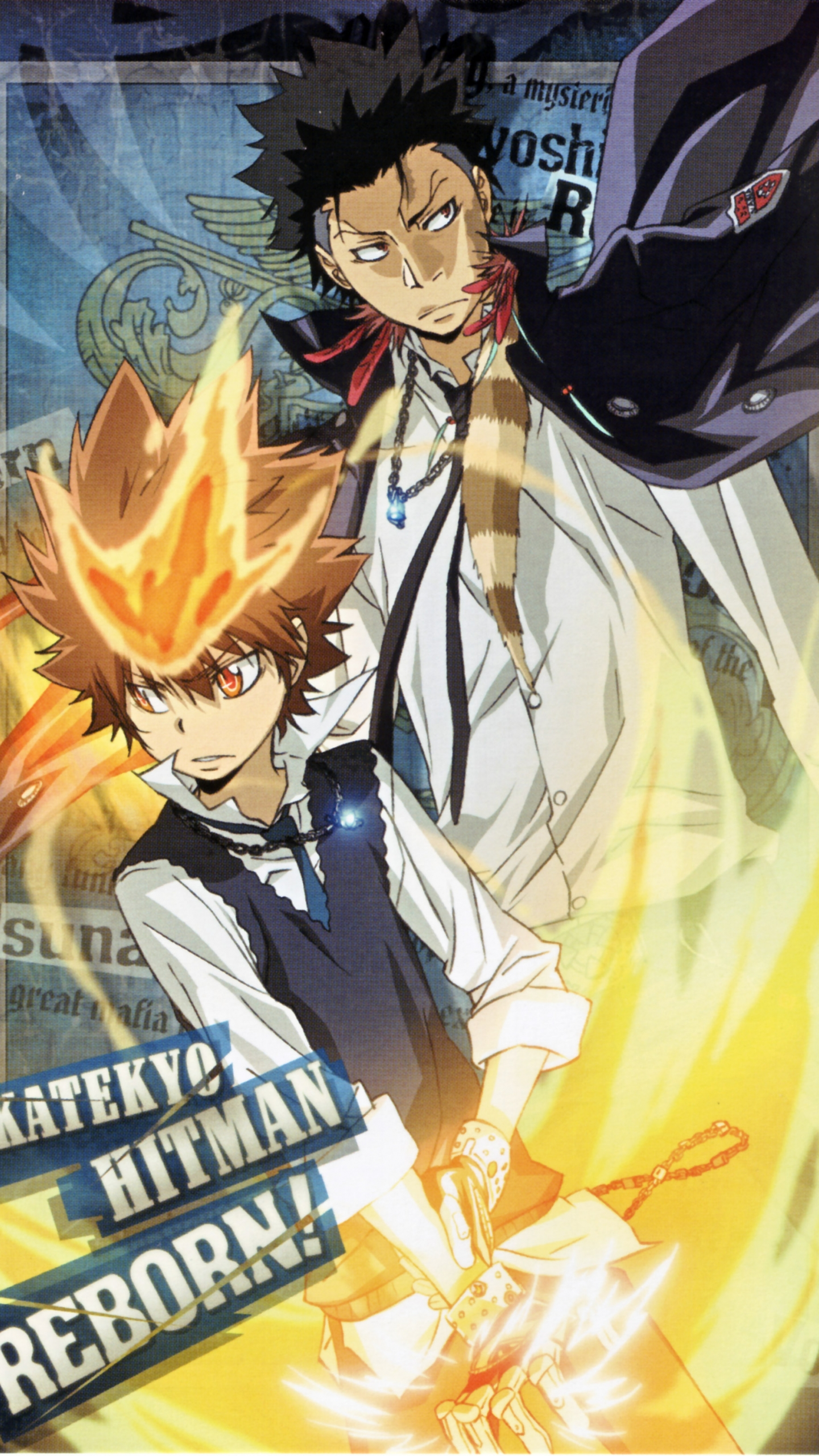 Vongola Battle Wallpapers Posted By Samantha Sellers