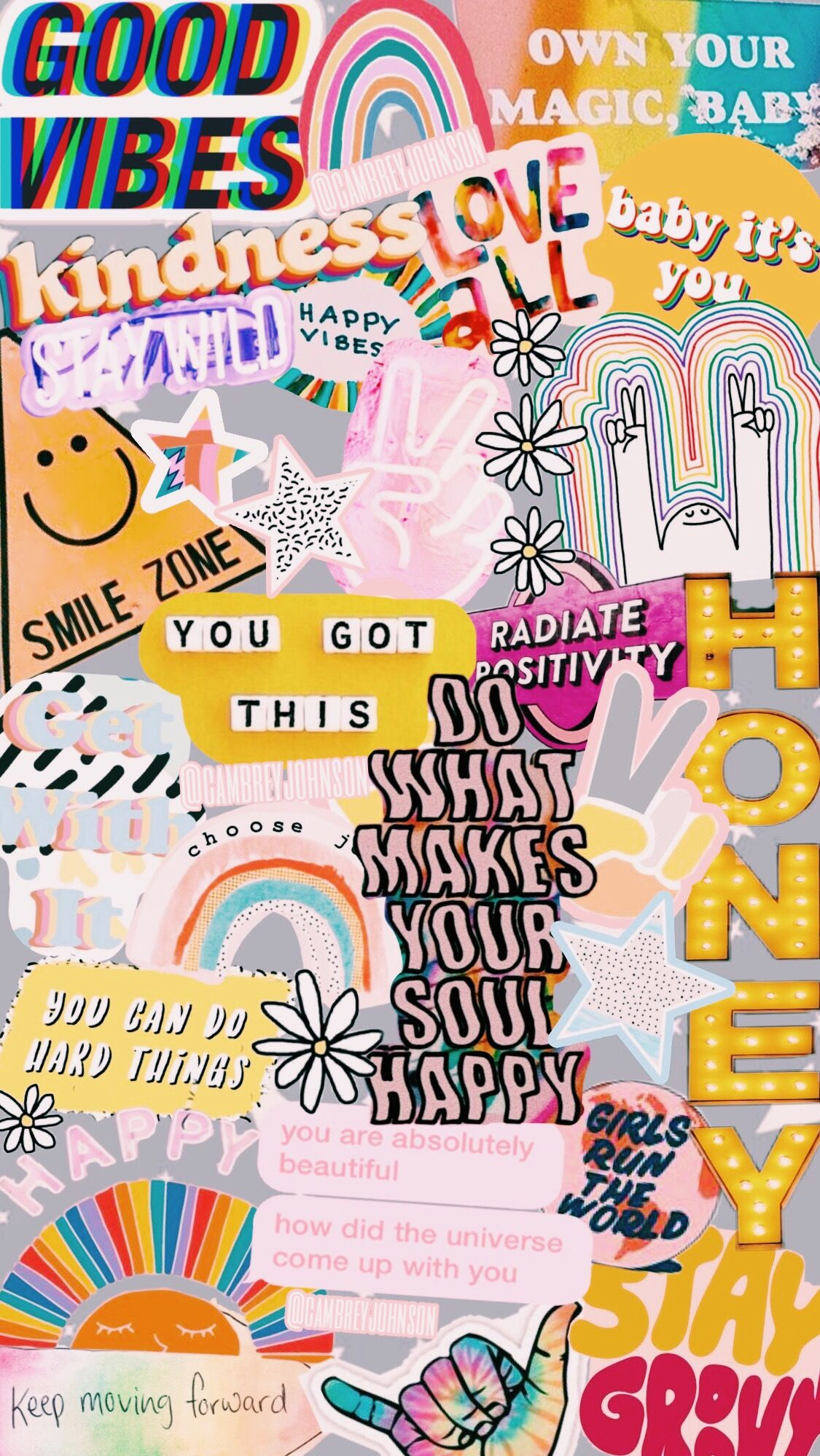 Yellow Vsco Wallpaper Iphone Quotes