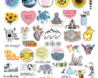 Vsco Sticker Yellow Wallpapers Posted By John Mercado