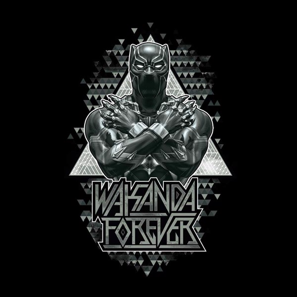 Wakanda Forever Wallpaper Posted By Ryan Thompson