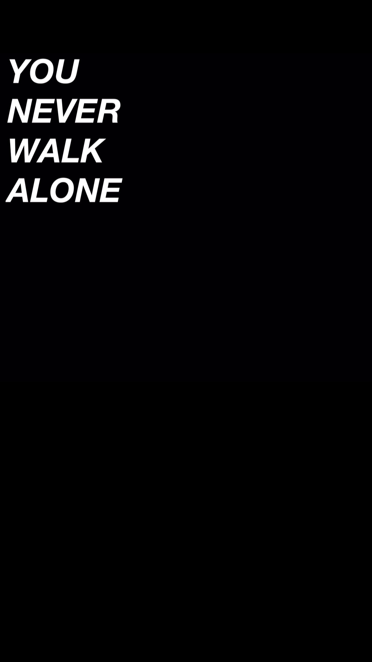 Walk Alone Wallpaper Posted By Zoey Tremblay