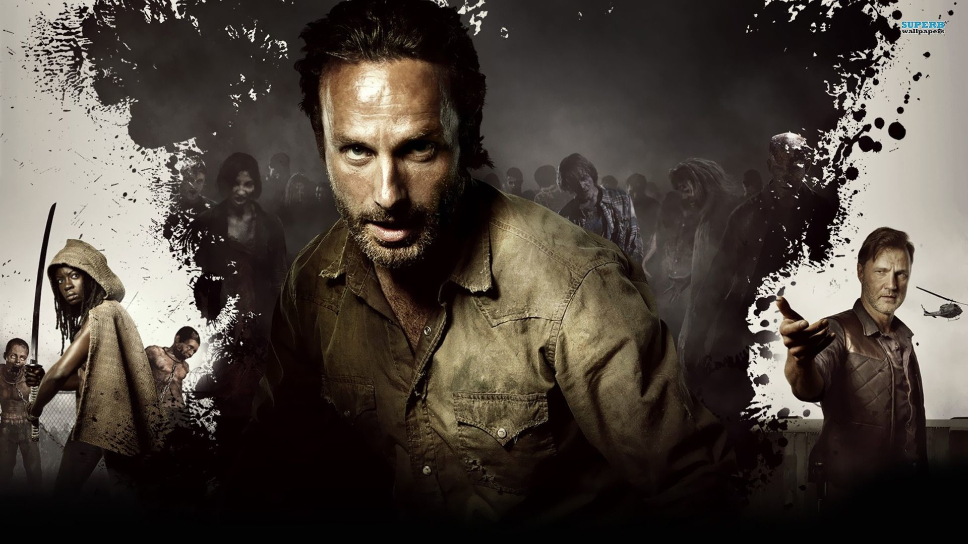 Walking Dead Wallpaper 1920x1080 Posted By Zoey Mercado