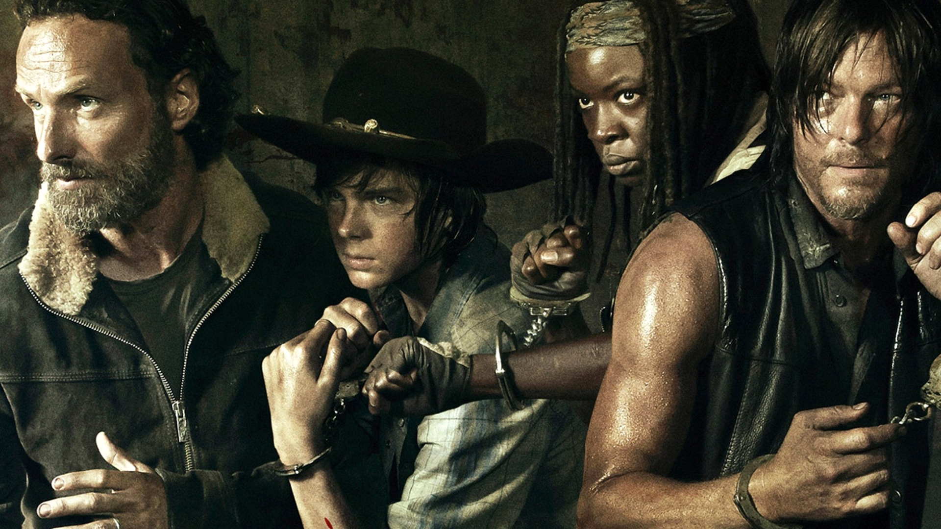 Walking Dead Wallpapers For Free Posted By Sarah Mercado