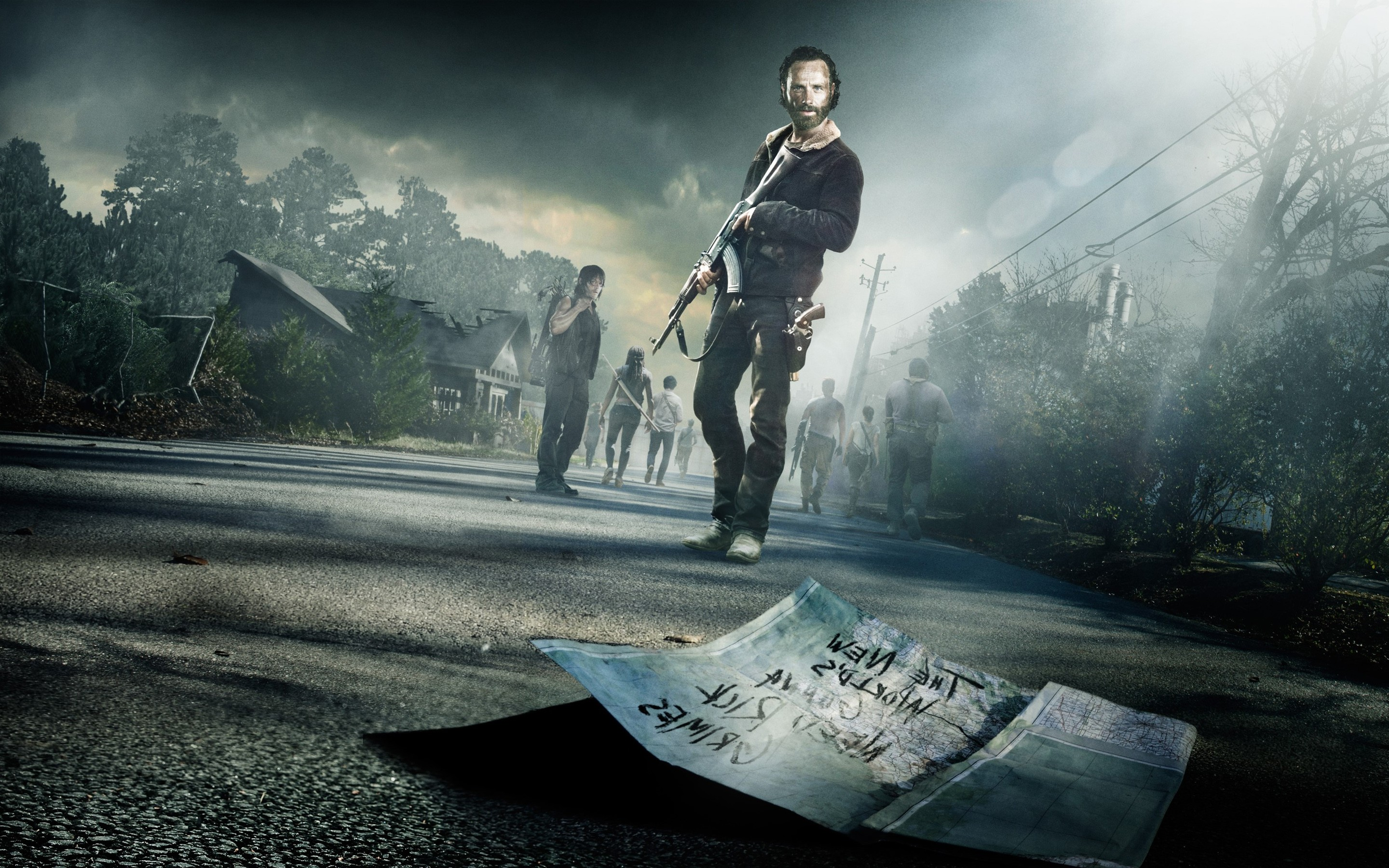 Walking Dead Wallpapers For Free Posted By Sarah Tremblay