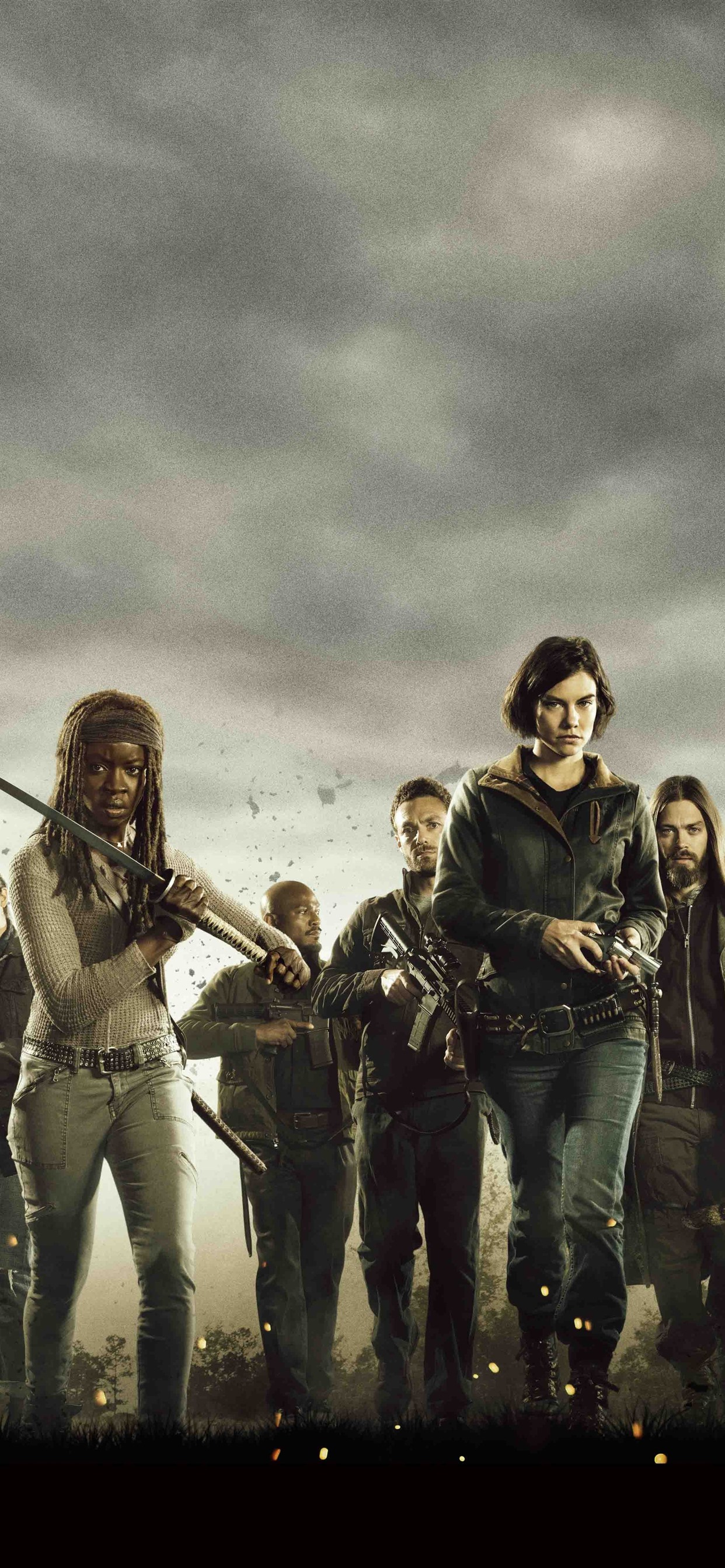 Walking Dead Wallpapers For Iphone Posted By Samantha Peltier