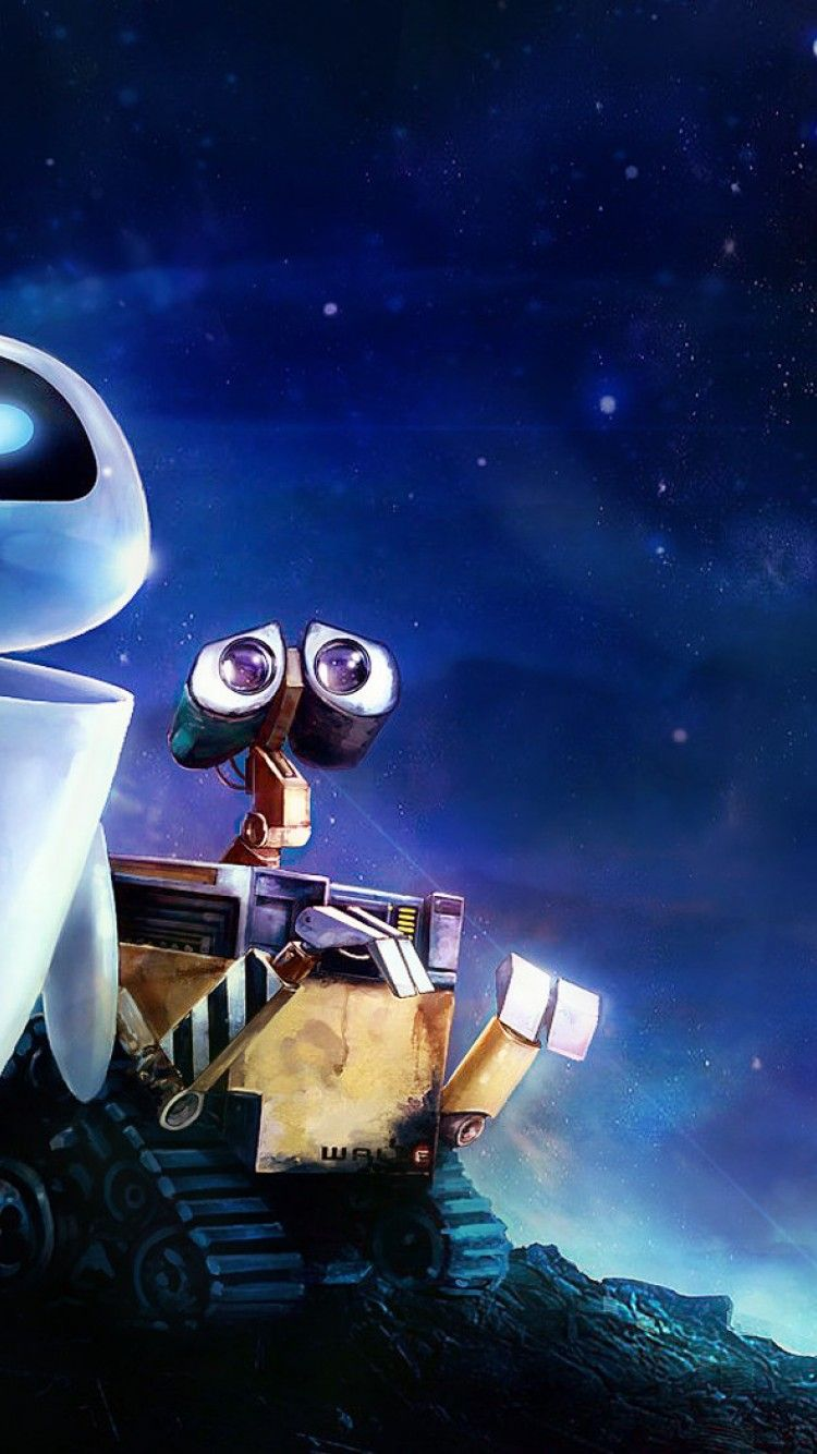 Wall E Hd Wallpapers Posted By Samantha Walker