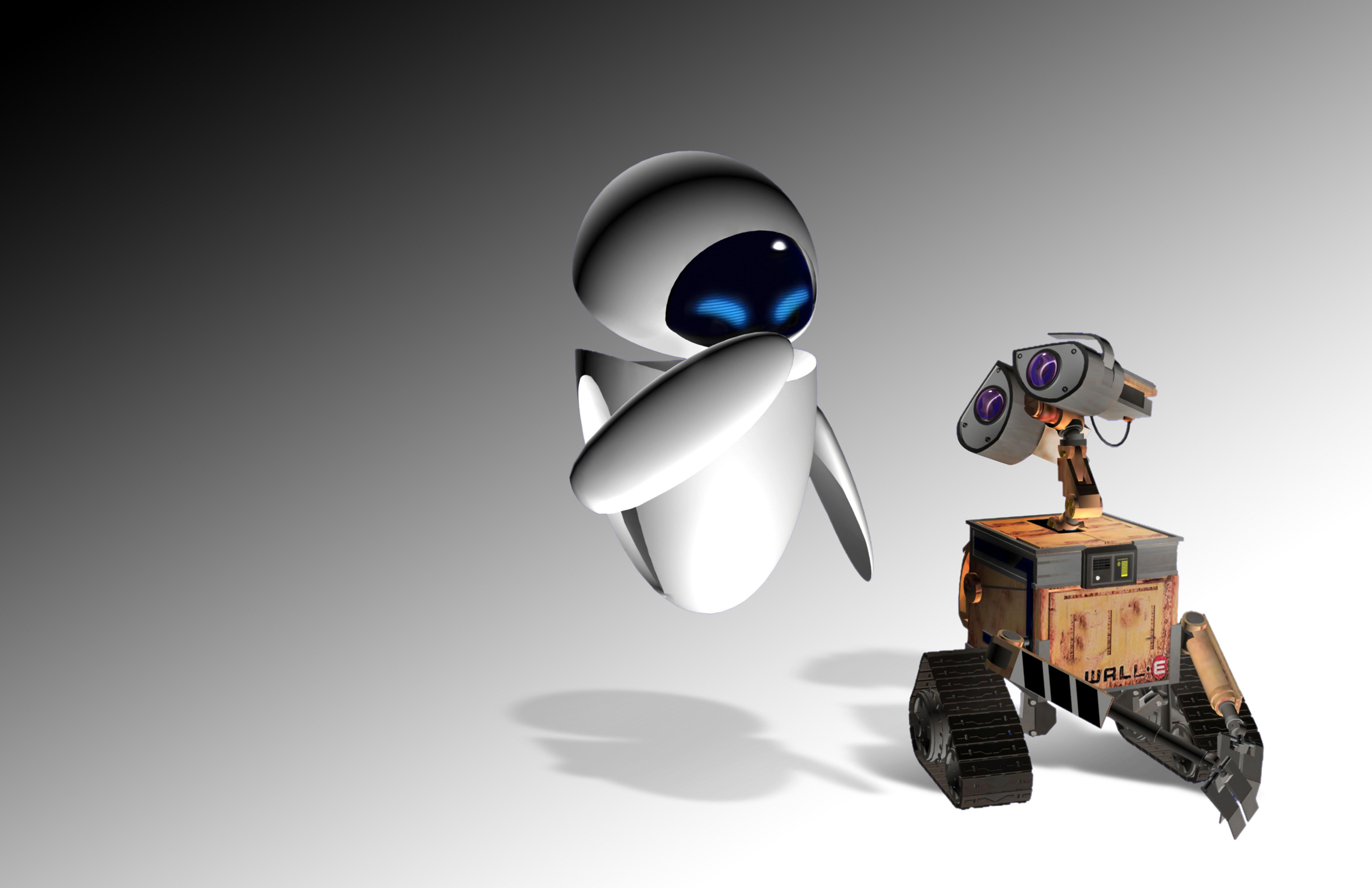 Walle Hd Wallpaper Posted By Zoey Thompson