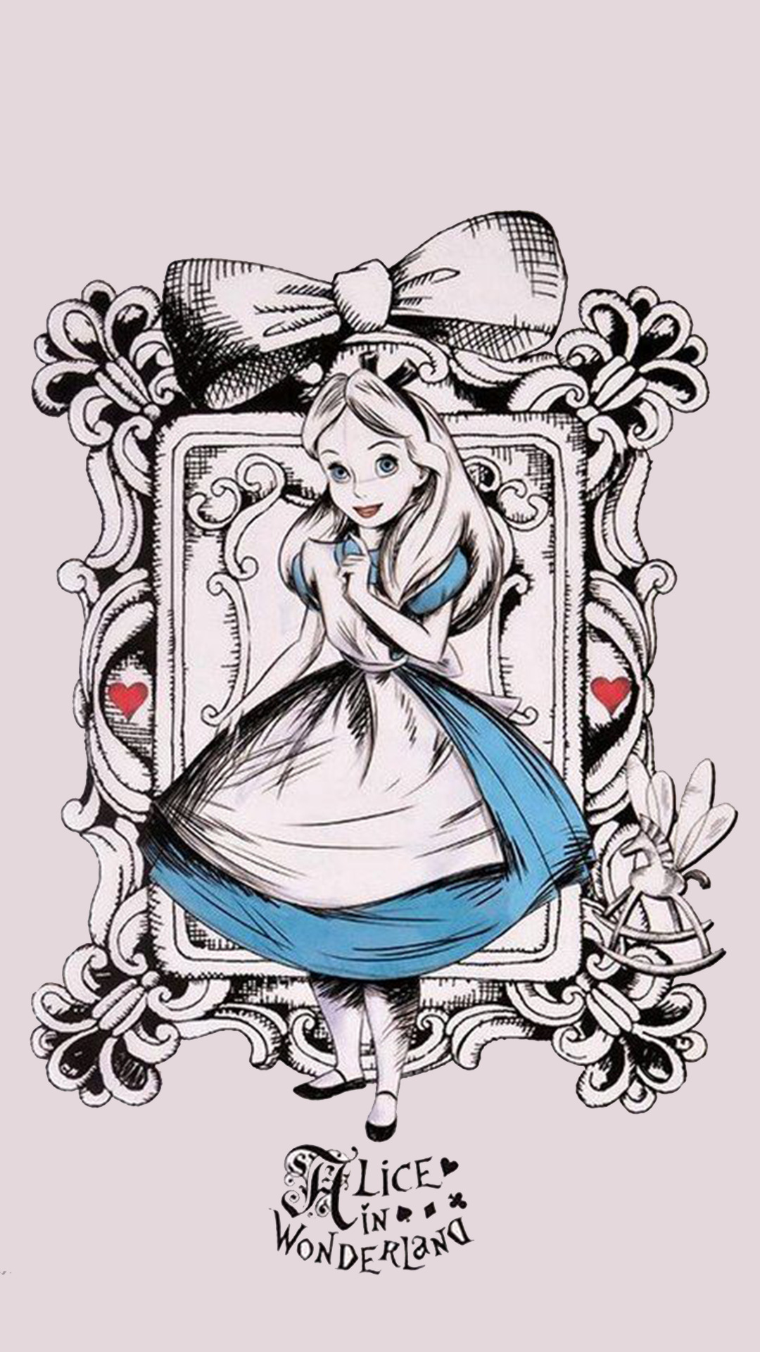 Wallpaper Alice In Wonderland Posted By John Mercado