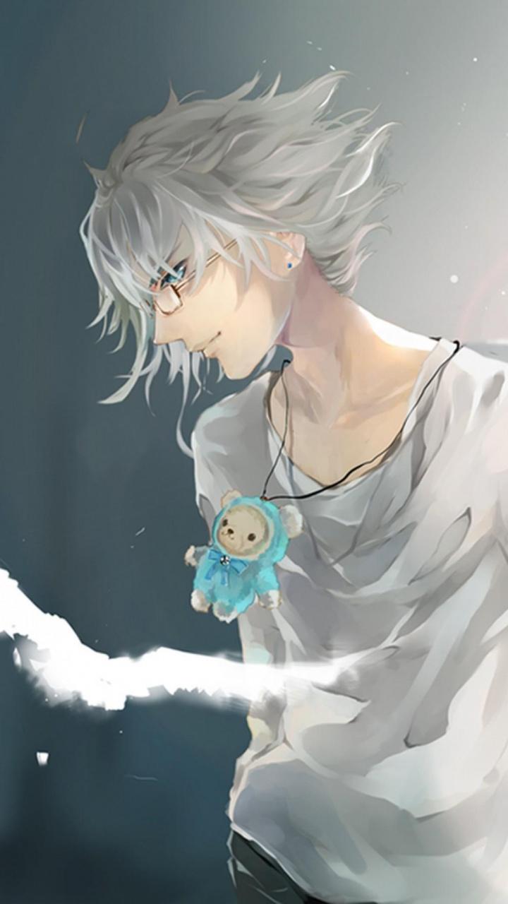 Angel, Sky, Boys, Anime, Fictional Character Hd Wallpaper