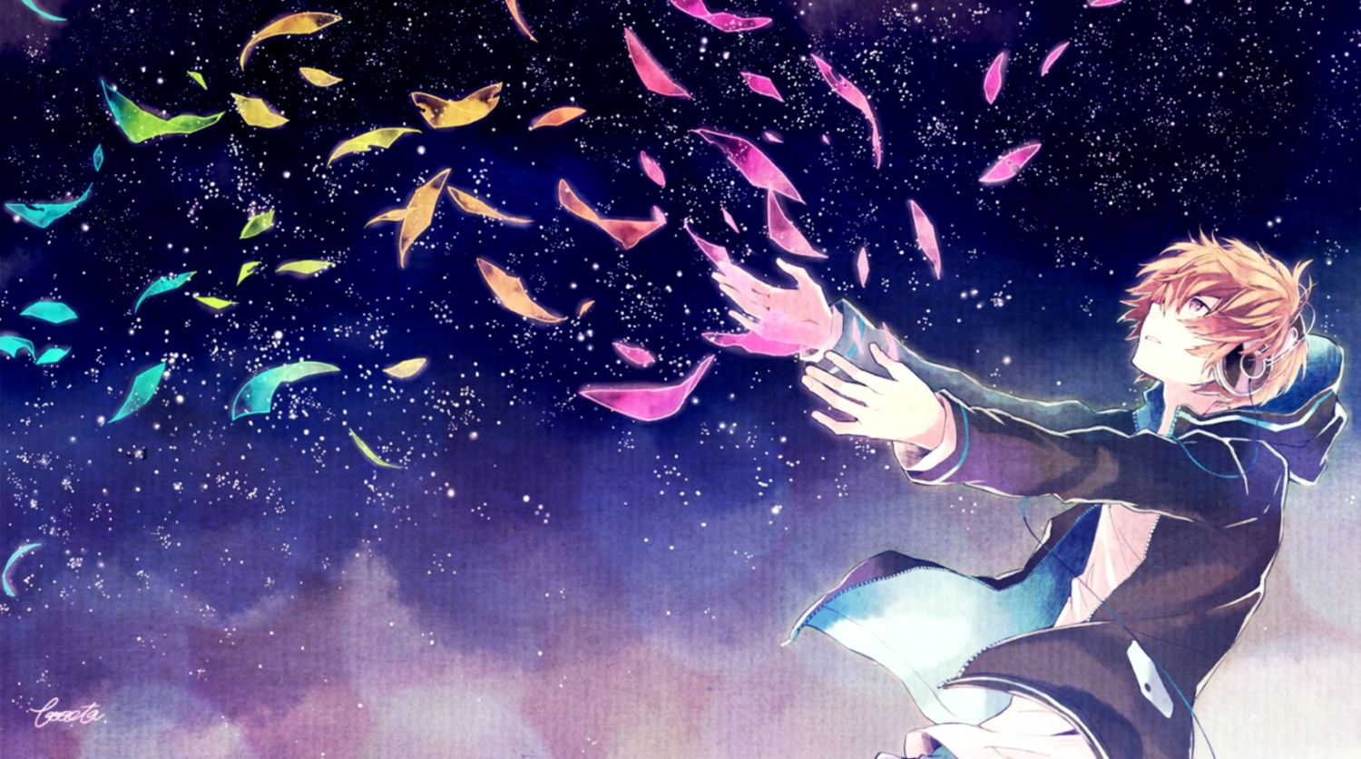 Wallpaper Anime Boy Posted By Zoey Anderson