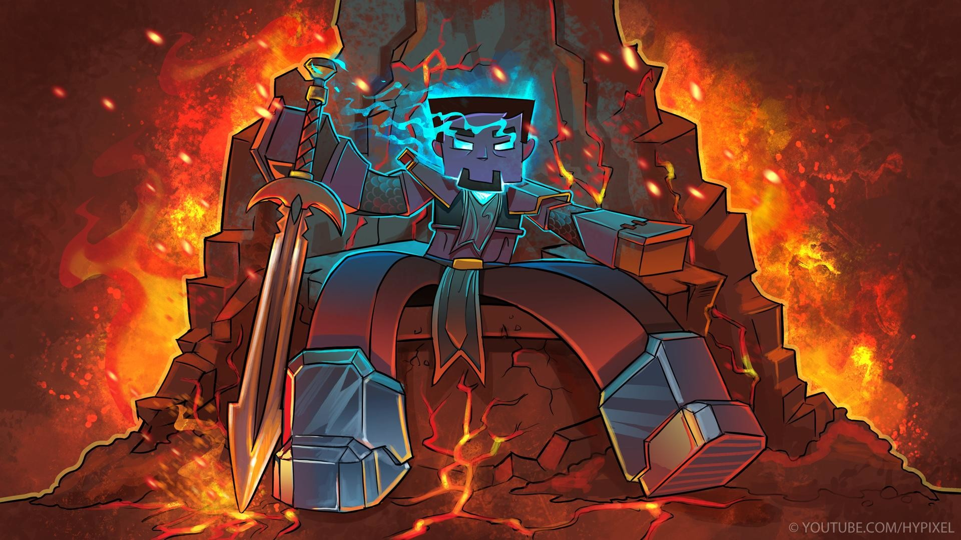 Cool Minecraft Wallpaper 64+ pictures