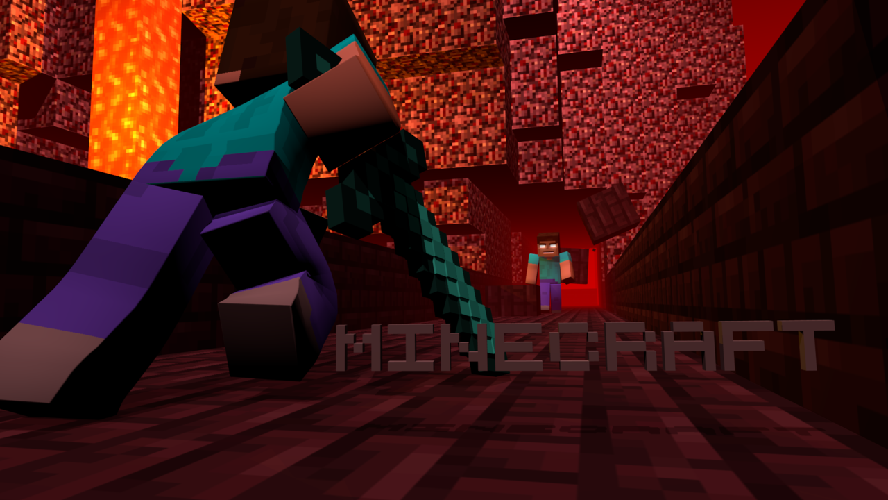 Wallpaper Anime Minecraft Hd 1080p Posted By Sarah Anderson