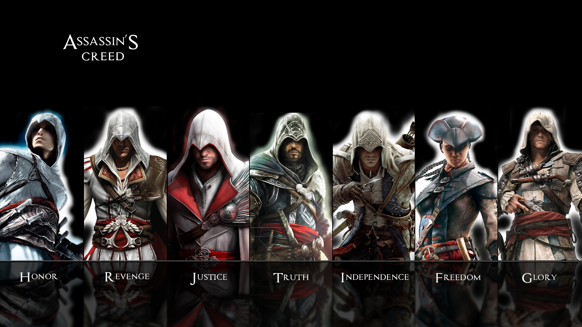Wallpaper Assassin Creed Posted By Christopher Mercado