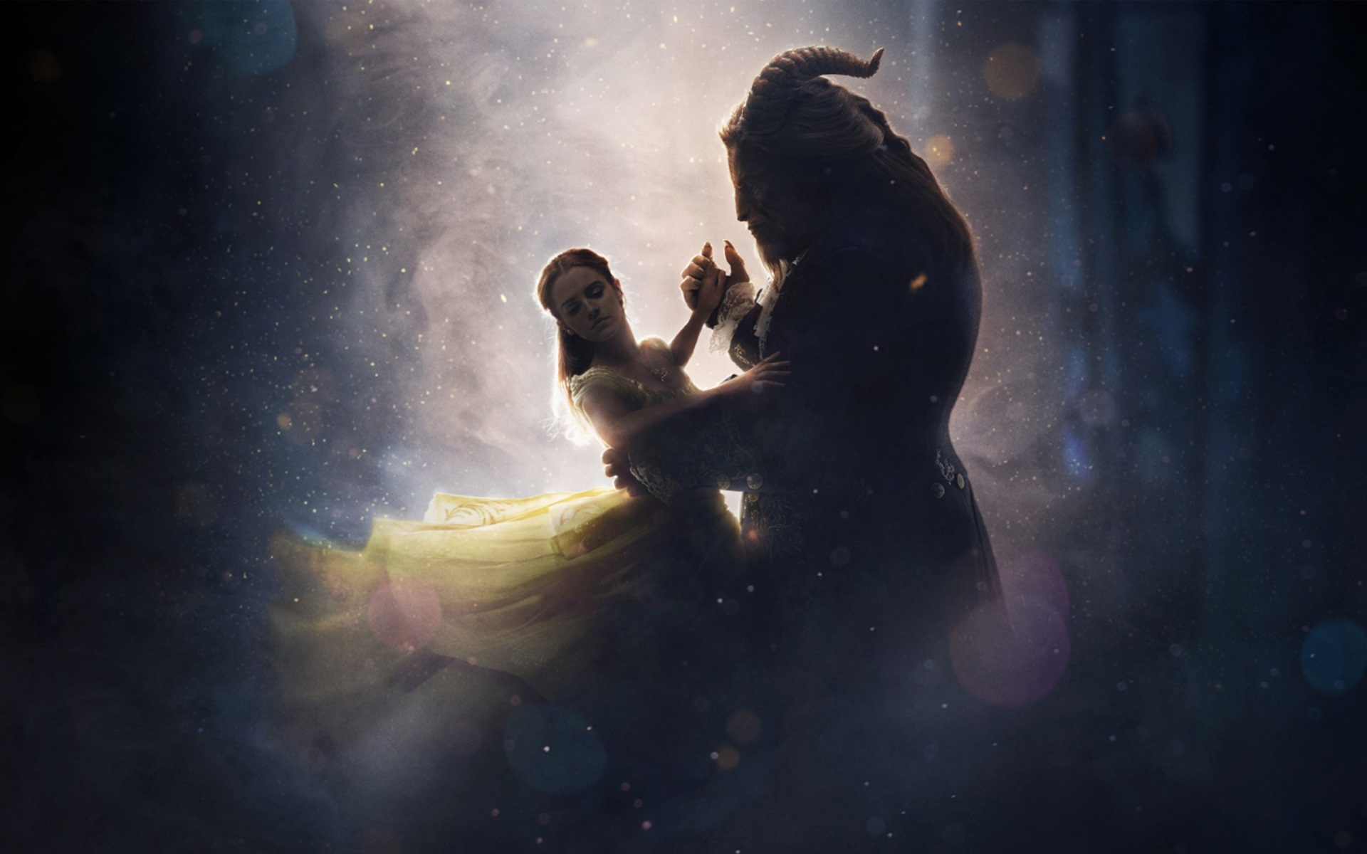 Wallpaper Beauty And The Beast