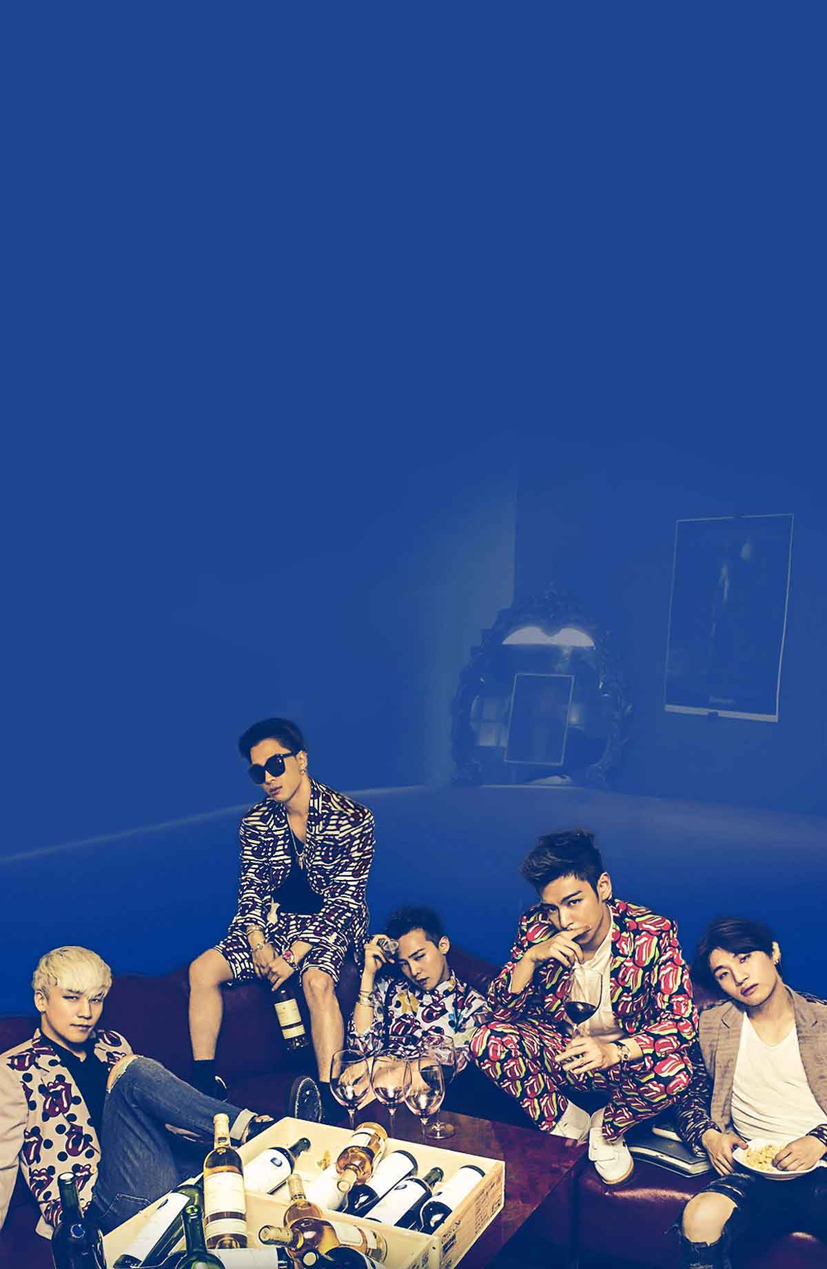 Wallpaper Big Bang Posted By Ethan Peltier