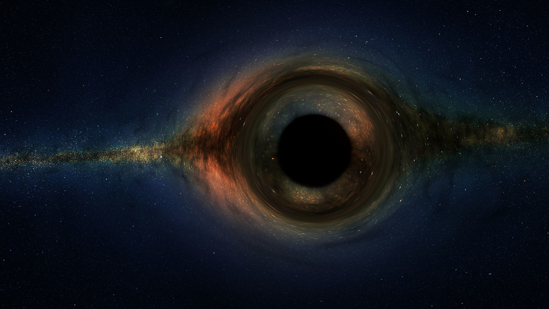 Wallpaper Black Hole Posted By John Sellers