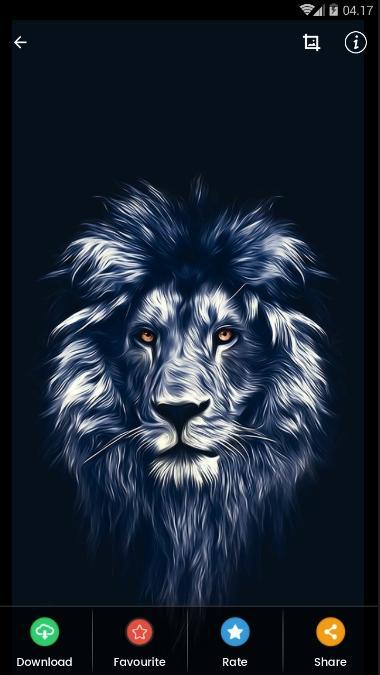 Wallpaper Black Lion Posted By John Cunningham