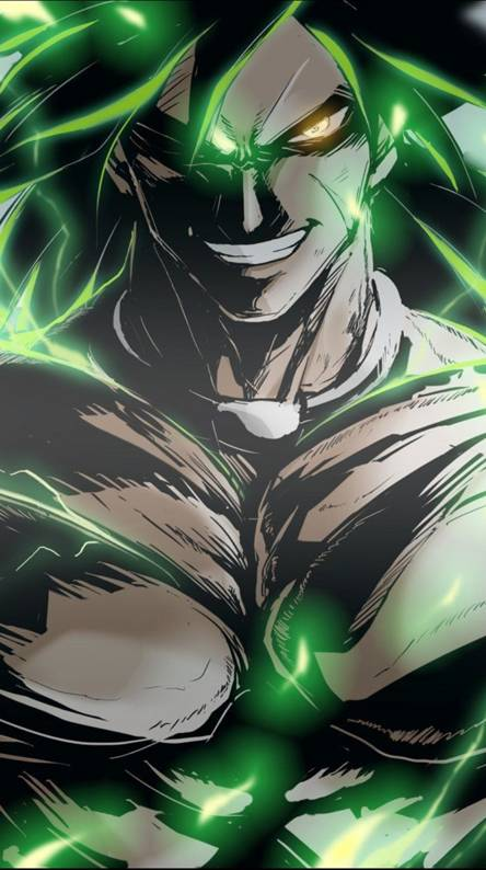 Wallpaper Broly Posted By Zoey Mercado